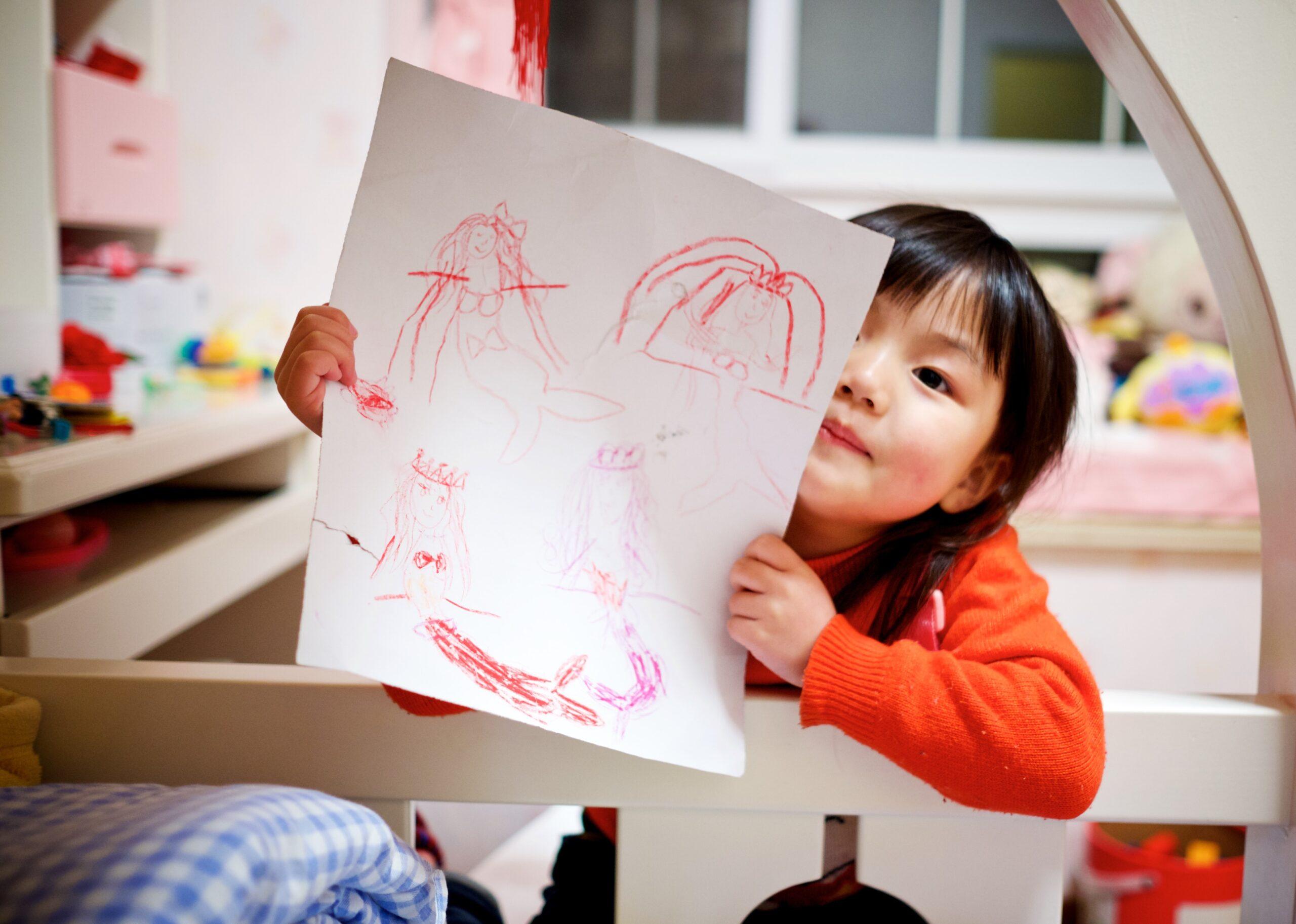 How to Develop Kids' Creativity?